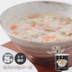 非常食 サバイバルフーズ 洋風とり雑炊 大缶1号缶=約408g 約10食相当 防災グッズ 保存食 備蓄食 25年保存