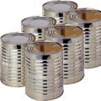 非常食 保存食 安心缶「けんちん汁」1号缶3kg×6缶入【お取り寄せ商品】(防災グッズ 非常食 保存食 おかず 缶詰)