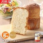 非常食 5年保存 新・食・缶 BAKERY プレーン(エッグフリー)新食缶 ベーカリー