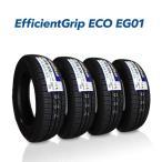EfficientGrip ECO EG01 145/80R13 75S 4本セット グッドイヤー 低燃費エコタイヤ 夏タイヤ