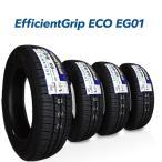 EfficientGrip ECO EG01 155/65R14 75S 4本セット グッドイヤー 低燃費エコタイヤ 夏タイヤ