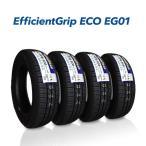 EfficientGrip ECO EG01 155/80R13 79S 4本セット グッドイヤー 低燃費エコタイヤ 夏タイヤ