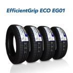グッドイヤー EfficientGrip ECO EG01 205/55R16 91V 4本セット 送料無料 低燃費サマータイヤ