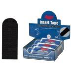 【クリックポスト可能】 Master インサートテープ(黒) スムース マスター テーピング テープ ボウリング用品 ボーリング グッズ