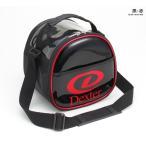 Dexter シングル ボール ケース ブラック・レッド ボウリング ボール 1個用 バッグ ボウリング用品 ボーリング グッズ デクスター
