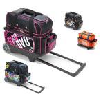 DV8 ダブル ローラー 全4色 ボウリング ボール 2個用 ローラー バッグ ボウリング用品 ボーリング グッズ