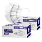 日本製 不織布マスク 三層構造快適フィットマスク 普通サイズ 50枚 使い捨てマスク