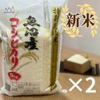 米 10kg 魚沼産 こしひかり コシヒカリ 特別栽培米 5kg×2袋 令和2年産 本州送料無料