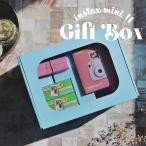 【1,000円キャッシュバック対象】【ギフト チェキ】富士フィルム(フジフィルム)チェキ インスタントカメラ instax mini 11 ギフトBOXセット