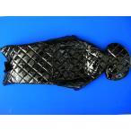 マジェスティ125 SE02 黒 エナメル 張替えシートカバー