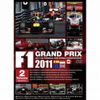 F1 GRAND PRIX 2011 Volume2 Rd.5〜9 DVD PCBC-51904(宅急便コンパクト対応)