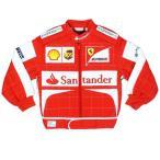 フェラーリ キッズ F1 ドライバージャケット 2013