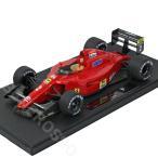 TOPMARQUES 1/18スケール フェラーリ 641/2 #2 1990 N.マンセル GRP035B