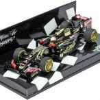 MINICHAMPS 1/43スケール ロータス F1チーム ロータス E23 ハイブリッド R.グロージャン 2015
