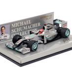 MINICHAMPS 1/43スケール メルセデスGP ショーカー M.シューマッハ 2010