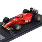 セミカスタム Looksmart 1/43スケール フェラーリ 412T2 J.アレジ 1995 カナダGP 優勝 LSHE002