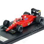セミカスタム Look Smart 1/43スケール フェラーリ 641/2 N.マンセル 1990年 メキシコGP 2位 LSHE005