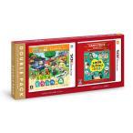 ショッピングどうぶつの森 『とびだせ どうぶつの森 amiibo+・トモダチコレクション 新生活』ダブルパック - 3DS