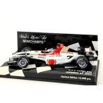 ミニチャンプス1/43スケールホンダ F1チーム B・A・R Honda 006 #10 佐藤琢磨 (400_040110)MINICHAM