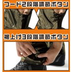 マック(Makku) レインウェア レインコート レディース メンズ 上下 ACTION EX L ネイビー AS5100 AS5100