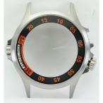 ジャンク 訳あり HAMILTON 純正 case ケース 新品 未使用 HAMILTON ハミルトン 純正 H77665173 メンズ腕時計  ケース交換ガラス付 4時位置、竜頭不良