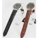 時計 腕時計  修理再生品  スリム シンプル クォーツ カジュアル ビジネス ブラック  シルバー ローズゴールド メンズ レディース SINOBI  シノビ