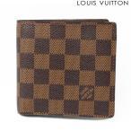 ショッピングVUITTON ルイヴィトン LOUIS VUITTON 折財布/ポルトフォイユ・マルコ N61675 ダミエ