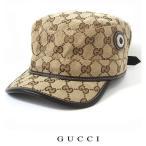 ショッピングGG グッチ キャップ/帽子 GUCCI GGブラウン/ベージュ 200037