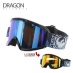 ドラゴン ゴーグル DRAGON DX2 722-5661 Dense BlueSteel GOGGLE スキー スノーボード