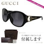 ショッピングサングラス グッチ サングラス GUCCI GG3726FS D28/EU ブラック / グレーグラデーション レディース UV 紫外線 対策