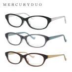 マーキュリーデュオ メガネフレーム アジアンフィット MERCURYDUO MDF8012 全3カラー 52