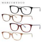 マーキュリーデュオ メガネフレーム MERCURYDUO MDF8043 全4カラー 51
