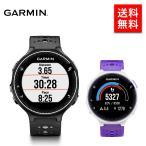 スマートウォッチ レディース 腕時計 メンズ ウェアラブル ガーミン ForeAthlete フォーアスリート 230J BW