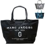 マーク ジェイコブス トートバッグ Marc Jacobs M0011222 NEW LOGO TOTE小 BLACK DENIM GRAPHITE