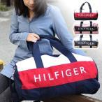 ショッピングHILFIGER トミーヒルフィガー ボストンバッグ TOMMY HILFIGER 6939583 カーキ×ホワイト×ネイビー メンズ レディース
