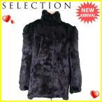 ショッピングSelection SELECTION コート アウター レディース スタンドカラー ファー 毛皮 [中古] 訳あり セール A1508