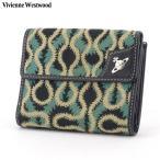 ヴィヴィアン ウエストウッド 長財布 三つ折り 財布 レディース メンズ オーブ Vivienne Westwood 中古