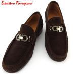 サルヴァトーレ フェラガモ シューズ シューズ 靴 メンズ #7ハーフ ガンチーニ Salvatore Ferragamo 中古