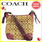 ■管理番号:J17039  【商品説明】 コーチ【COACH】の  ショルダーバッグです。  ◆ラン...