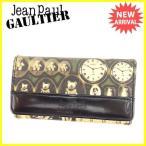 ジャンポール ゴルチエ Jean Paul GAULTIER キーケース 5連キーケース レディース フォトプリント テディベア
