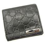 グッチ GUCCI 二つ折り財布 メンズ 233102 グッチシマ