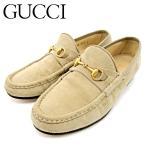 グッチ Gucci シューズ シューズ 靴 メンズ可 #35ハーフ ホースビット 中古 人気 セール E1422