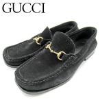 グッチ Gucci シューズ シューズ 靴 レディース ♯36ハーフ ホースビット 中古 人気 セール E1455