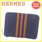 エルメス HERMES 二つ折り財布 ラウンドファスナー レディース メンズ 可 パースPM フールトゥ [中古] 人気 セール T2081
