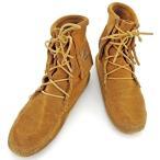 ミネトンカ MINNETONKA ブーツ #7 メンズ可 [中古] 人気 セール T765