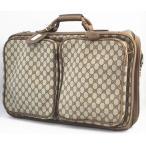 オールドグッチ GGプラス スーツケース トランク GUCCI