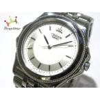 セイコークレドール SEIKO CREDOR 腕時計 パシフィーク 8J81-6B70 レディース 白×シルバー    値下げ 20190309
