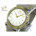 セイコークレドール SEIKO CREDOR 腕時計 5A70-0210 レディース アイボリー  値下げ 20190323
