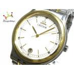 セイコークレドール SEIKO CREDOR 腕時計 9572-6000 メンズ 白   スペシャル特価 20191026