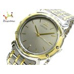 セイコークレドール SEIKO CREDOR 腕時計 9571-6050 メンズ ダークグレー  値下げ 20190422